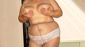 Femme ronde et mature de 52 ans à Nantes